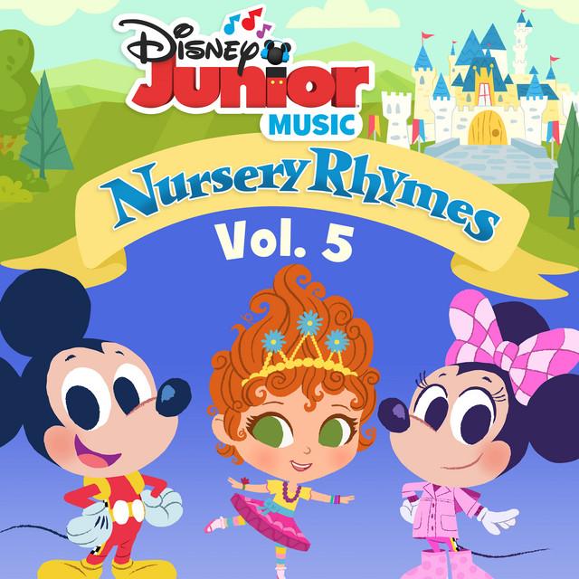 Disney Junior Music: Nursery Rhymes Vol. 5 by Genevieve Goings