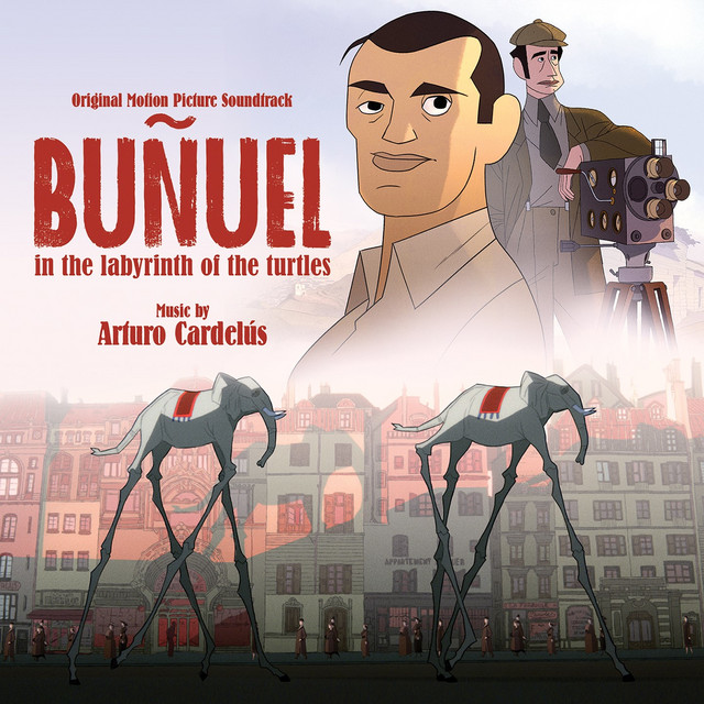 Buñuel in the Labyrinth of the Turtles (Original Motion Picture Soundtrack)