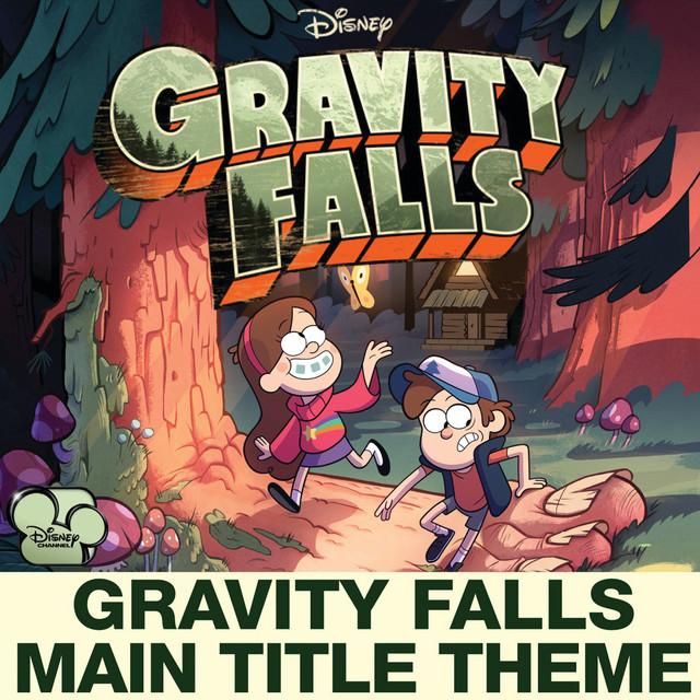 Gravity Falls Main Title Theme album cover
