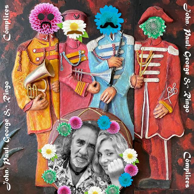 John, Paul, George y Ringo Image