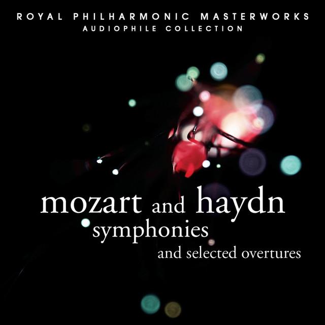 Symphony No. 104 in D: III Menuetto album cover