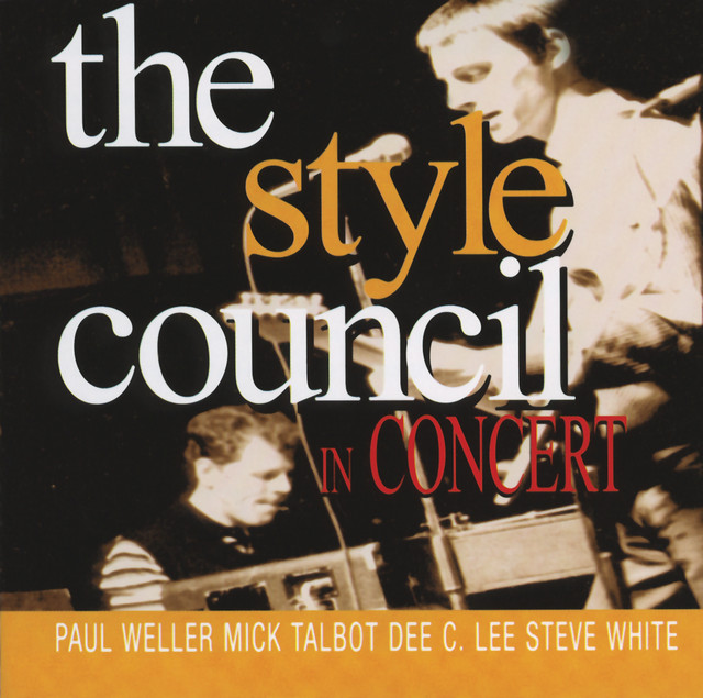 Artwork for Speak Like A Child - Live At The Tokyo Nakano Sun Plaza Hall / 1984 by The Style Council