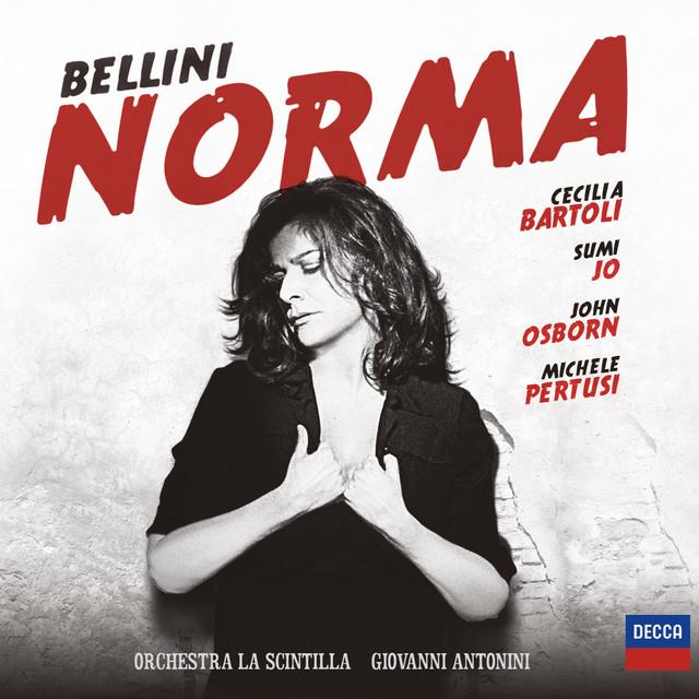 Norma: In mia man alfin tu sei album cover
