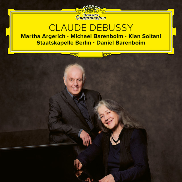 Debussy: Fantaisie, Violin Sonata, Cello Sonata, La mer