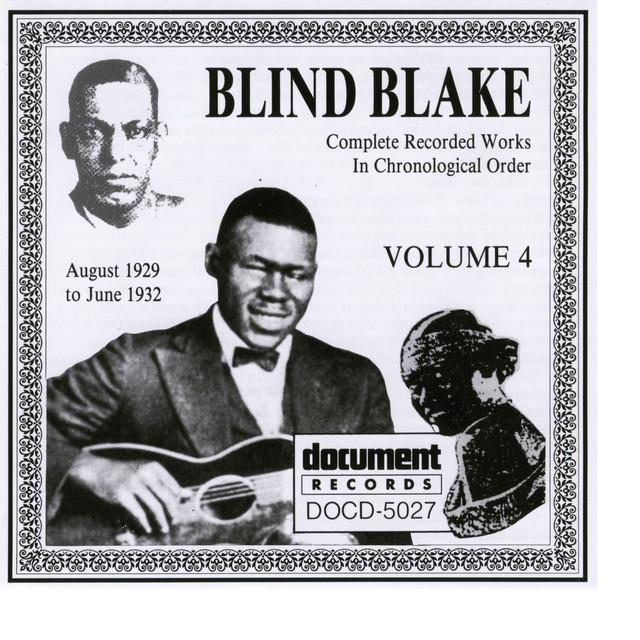 Blind Arthur's Breakdown album cover