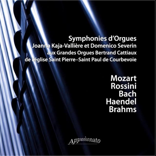 Symphonies d'orgues