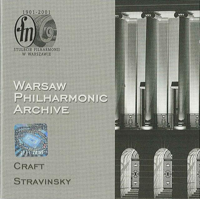 Stravinsky, I.: Symphony of Psalms / Aldous Huxley in memoriam