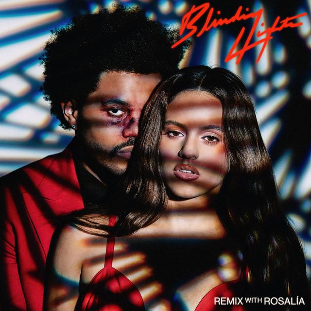 The Weeknd, ROSALIA - Blinding Lights (Remix)