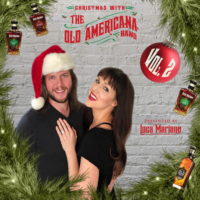 Christmas With the Old Americana Band, Vol. 2