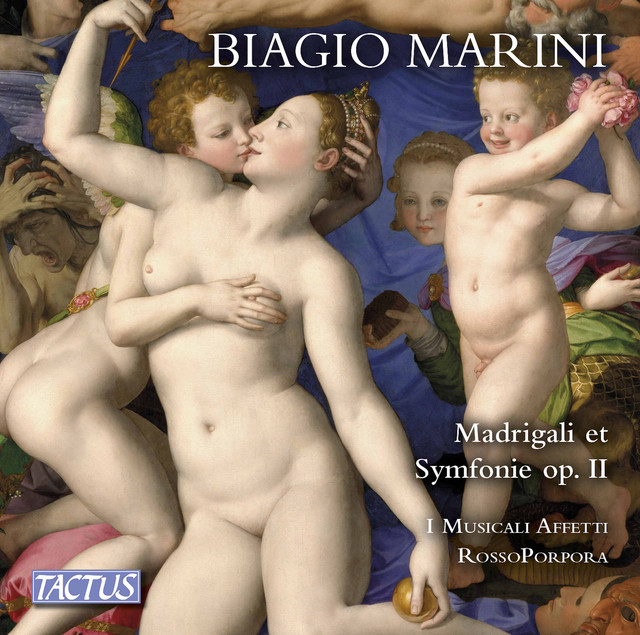 Marini: Madrigali et symfonie, Op. 2