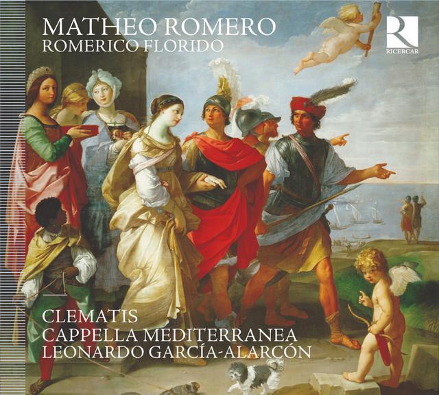 Romero: Romerico florido