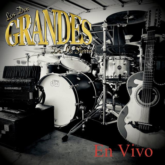 Album cover for Los Dos Grandes de la Sierra (En Vivo) by Los Dos Grandes De La Sierra