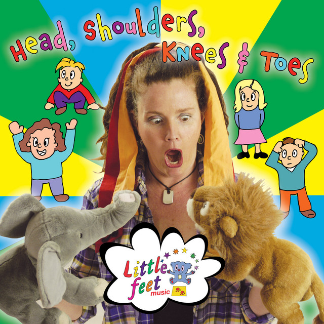 Head, Shoulders, Knees and Toes by Little Feet Music