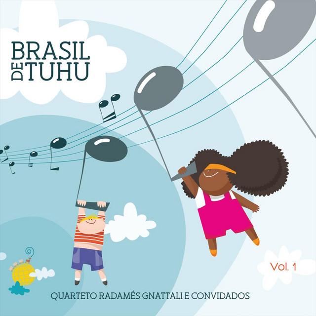 Brasil de Tuhu, Vol. 1