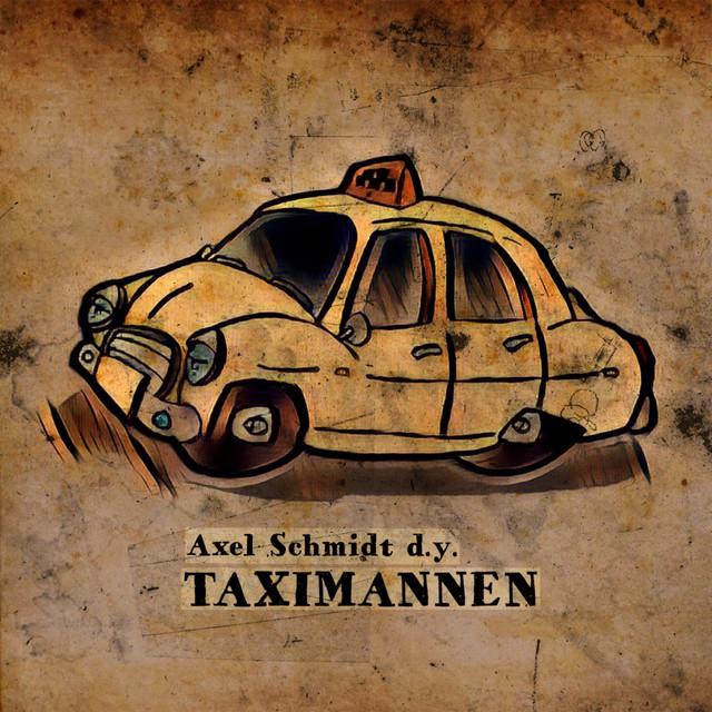 Taximannen. (En dag i 1992)