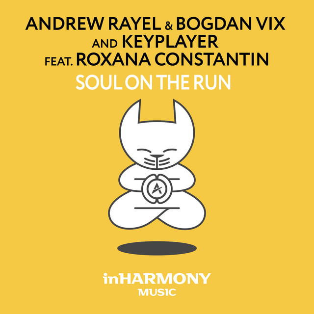 Andrew Rayel & Bogdan Vix & KeyPlayer feat. Roxana Constantin - Soul On The Run Image