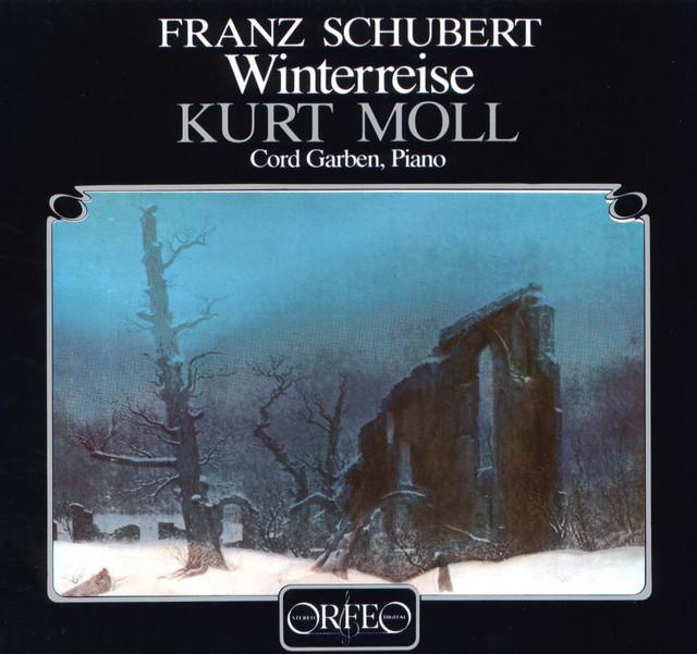 schubert: winterreise, op. 89, d. 911 - album by franz schubert, kurt moll,  cord garben | spotify  spotify