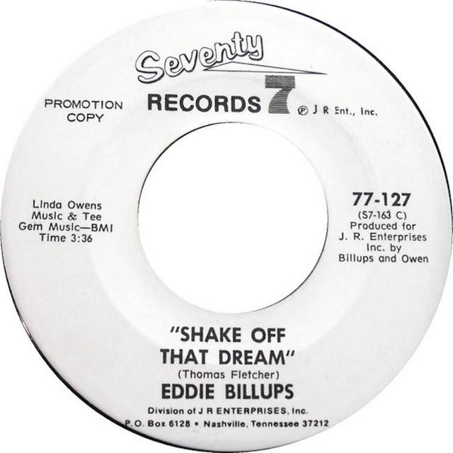 Shake Off That Dream album cover