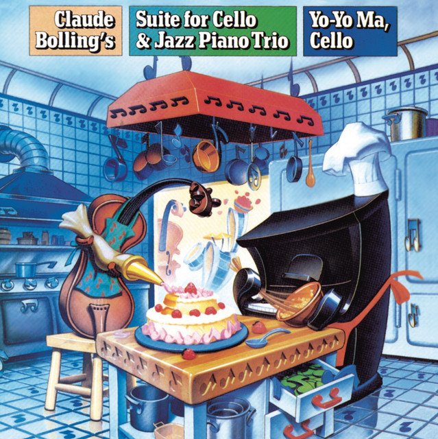 Claude Bolling's Suite for Cello and Jazz Piano Trio (Remastered)