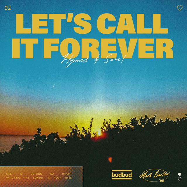 Mark Barlow - Let's Call It Forever