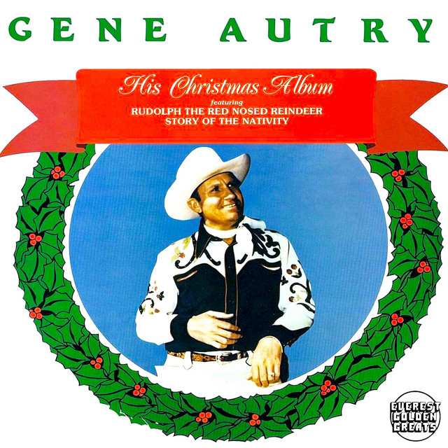 Santa Claus Is Coming To Town album cover