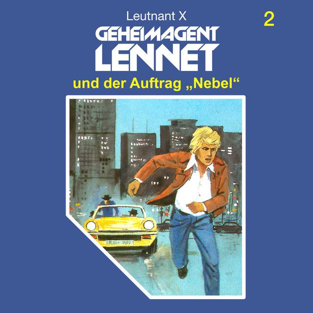 """Folge 2: Geheimagent Lennet und der Auftrag """"Nebel"""" Cover"""