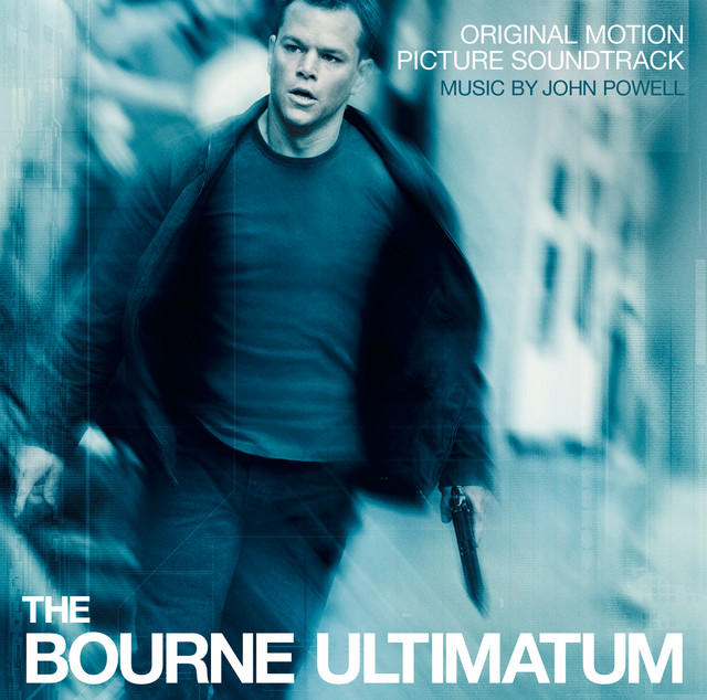 The Bourne Ultimatum - Official Soundtrack