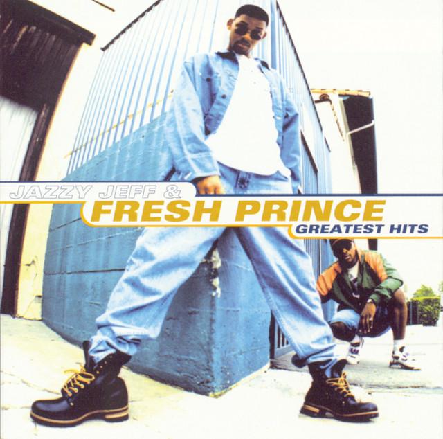 DJ Jazzy Jeff & The Fresh Prince album cover