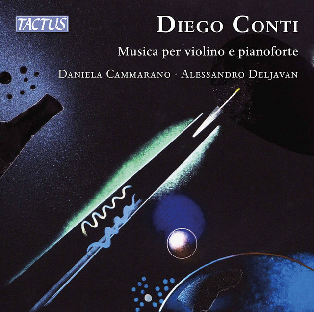 Conti: Musica per violino e pianoforte