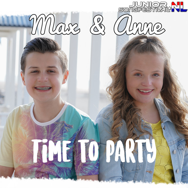 Max & Anne – Time To Party