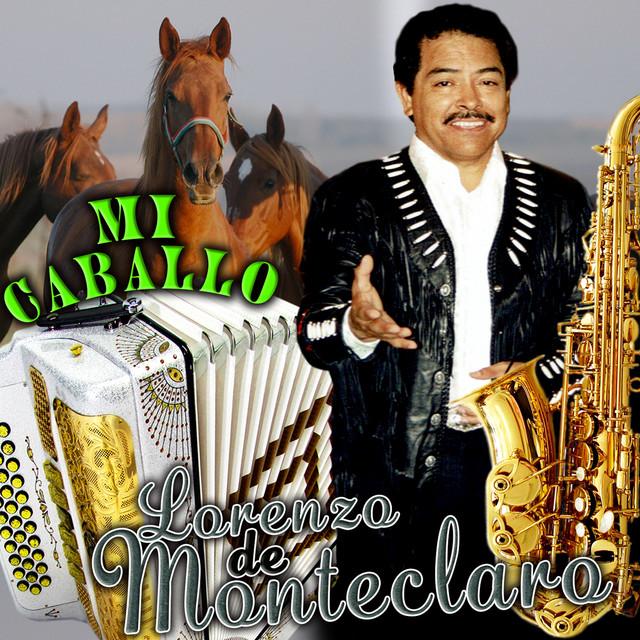 Album cover for Mi Caballo by Lorenzo De Monteclaro