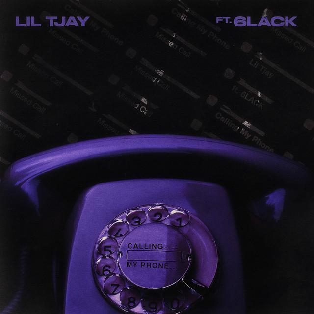 Lil Tjay, 6LACK Calling My Phone acapella