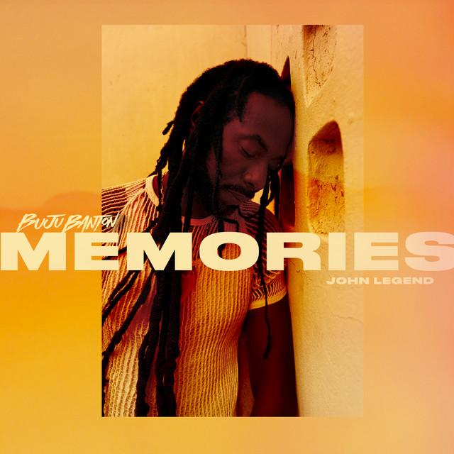 John Legend & Buju Banton - Memories cover