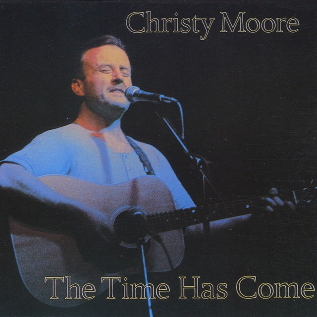christy moore only our rivers run free