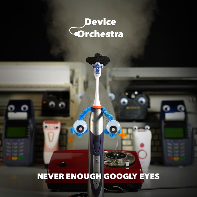 Never Enough Googly Eyes