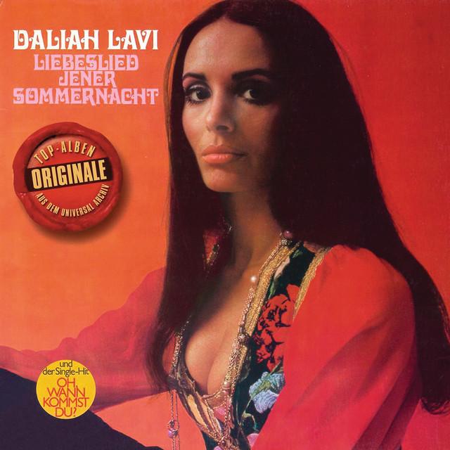 Daliah Lavi Oh, Wann Kommst Du