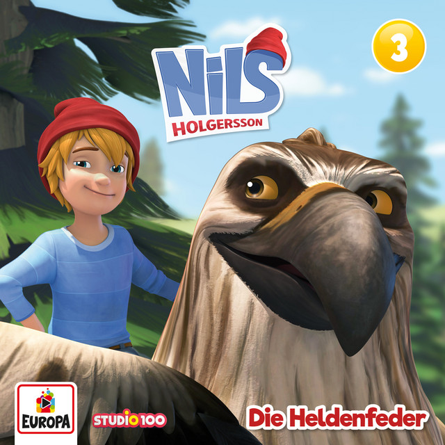 03 - Die Heldenfeder (CGI) Cover