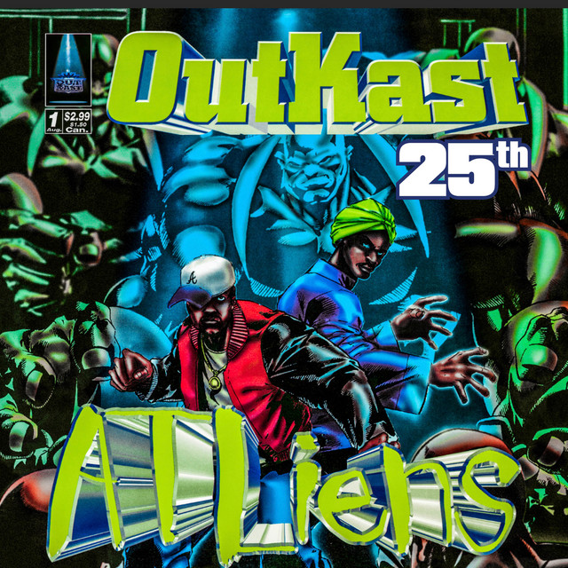 ATLiens (25th Anniversary Deluxe Edition)