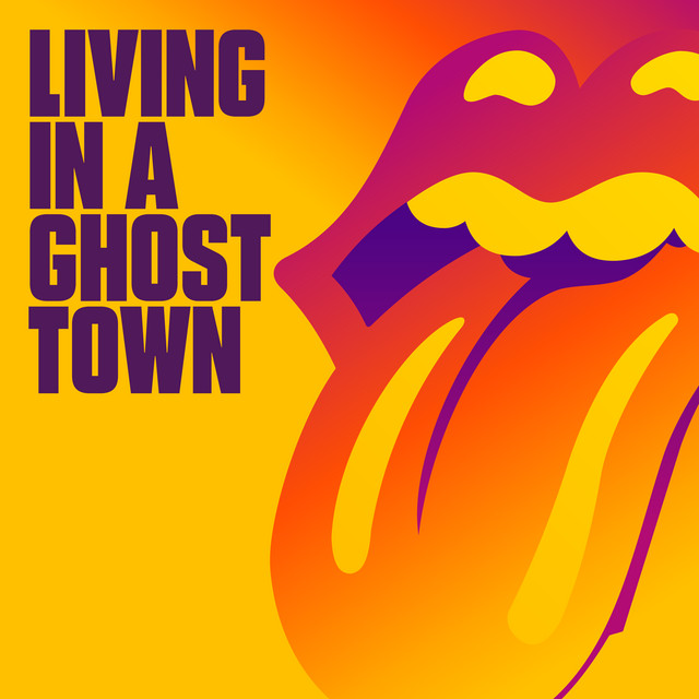 The Rolling Stones Living In A Ghost Town acapella