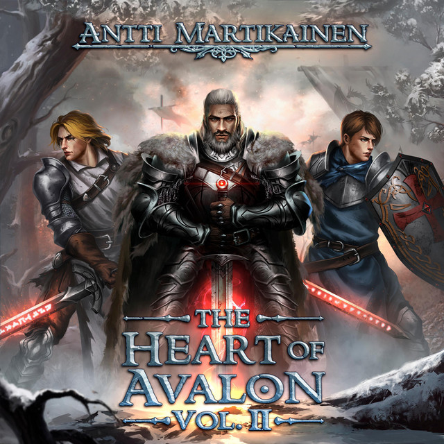 The Heart of Avalon, Vol. 2