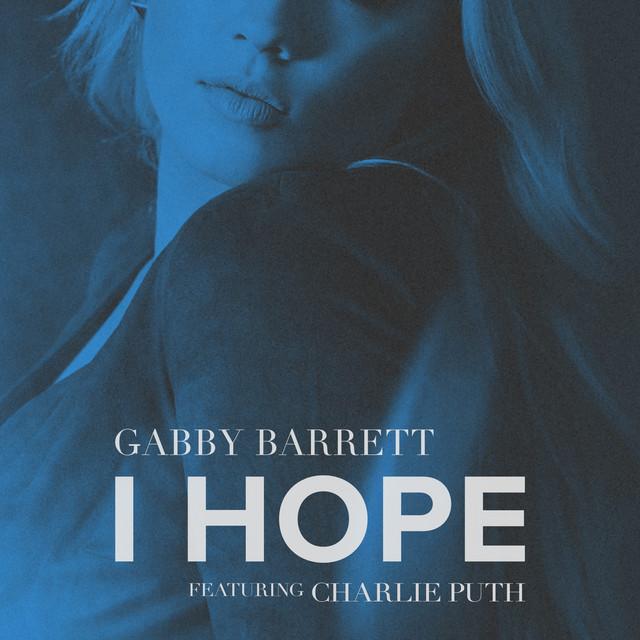 I Hope album cover