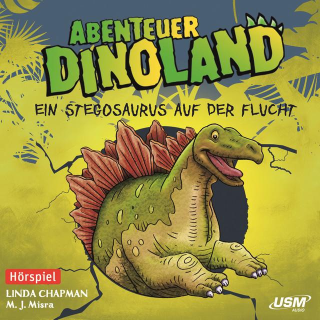 Teil 4: Ein Stegosaurus auf der Flucht Cover