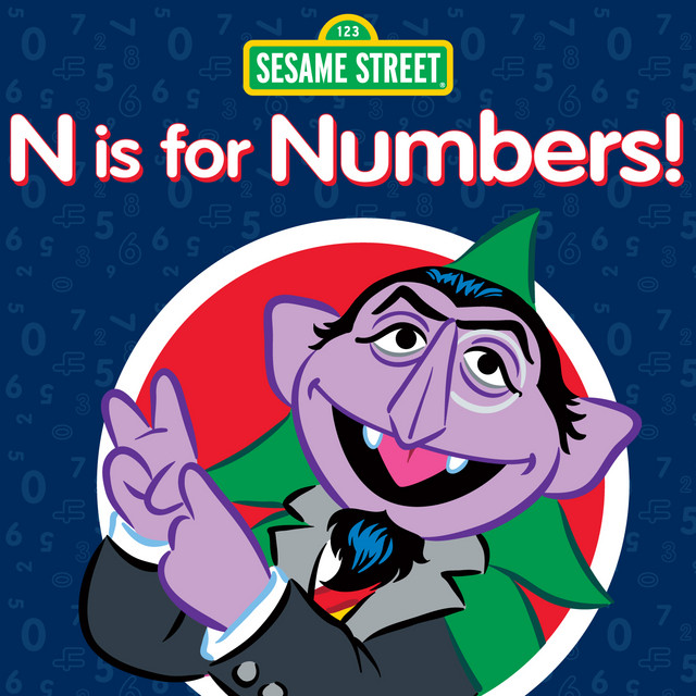 Eight Beautiful Notes A Song By Count Von Count Sesame