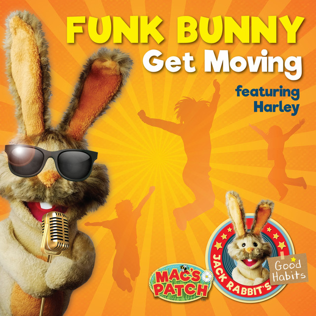 Funk Bunny (Get Moving) by Mac's Patch