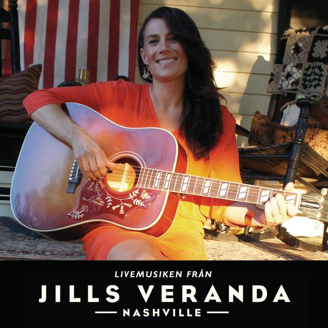 Skivomslag för Jill Johnson: Livemusiken från Jills Veranda Nashville