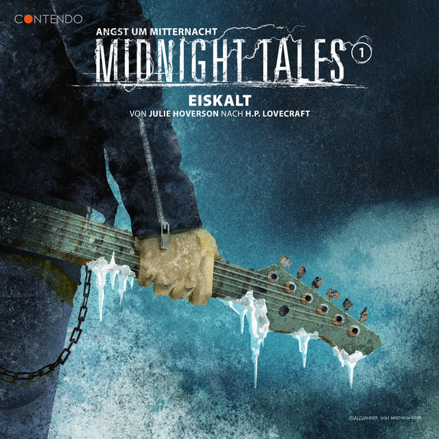 Midnight Tales Cover