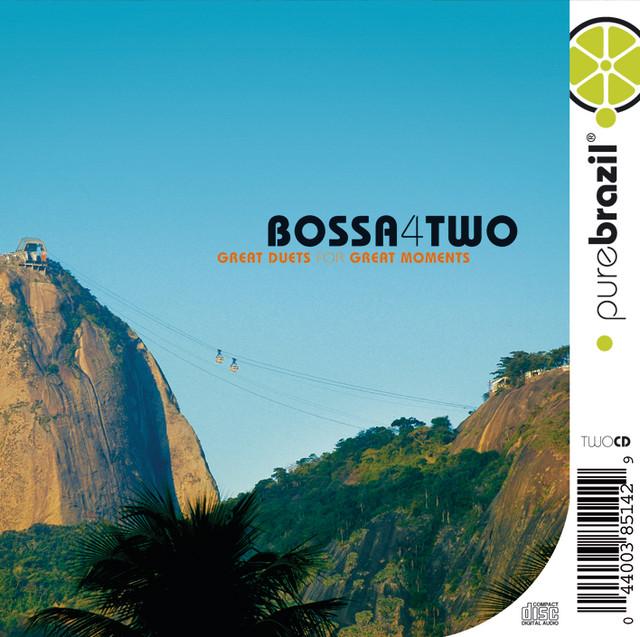 Pure Brazil II - Bossa 4 Two (CD 2)