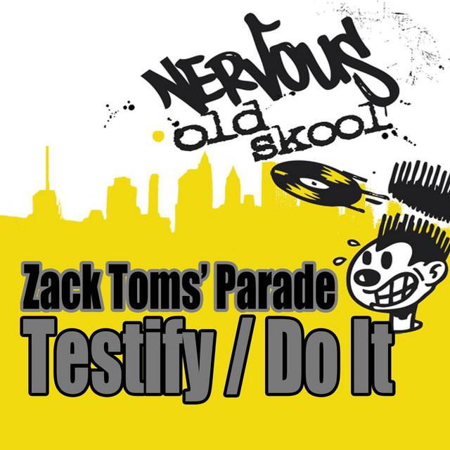 Artwork for Do It - Drug Mix by Zack Tom's Parade