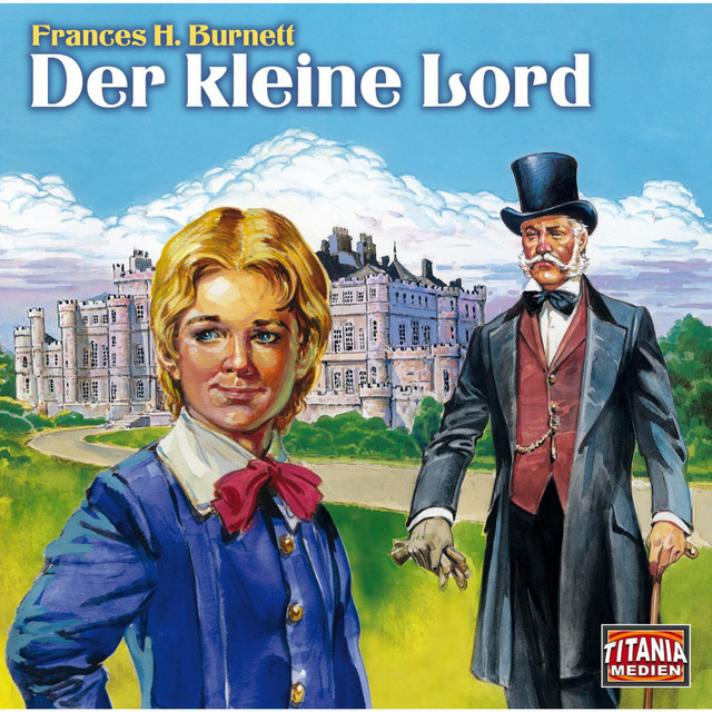 Der kleine Lord (Titania Special Folge 2) Cover