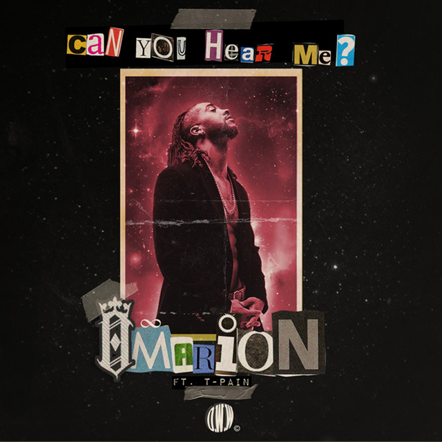 T-Pain & Omarion - Can You Hear Me? (feat. T-Pain) cover